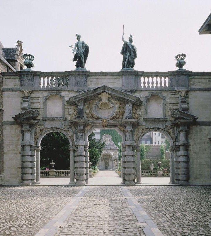 The rubens house in antwerp belgium discover antwerp for Interieur design antwerpen