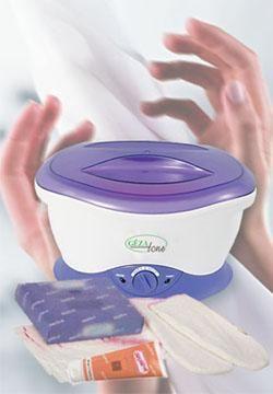 Набор для парафинотерапии рук и ног Gezatone в домашних условиях