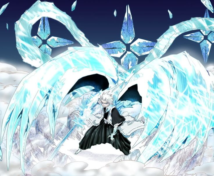 125 Best Toshiro Hitsugaya Images On Pinterest