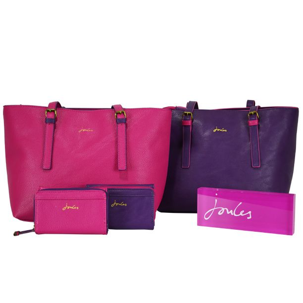 Brighten up your outfit with one of these stunningly beautiful #Joules bags that have just arrived in store!