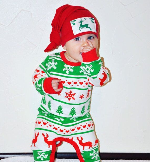 Hey, I found this really awesome Etsy listing at https://www.etsy.com/listing/398374721/baby-christmas-outfit-christmas-pajamas