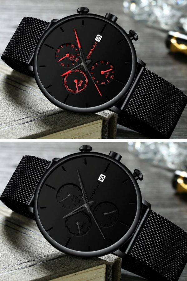 Cazonia Minimalist Watch Affordable Men Watches Mens Style
