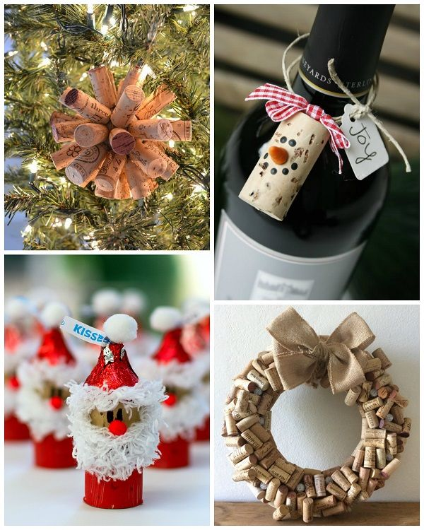 7 best images about wine cork crafts diy on pinterest for Crafts to make with wine corks