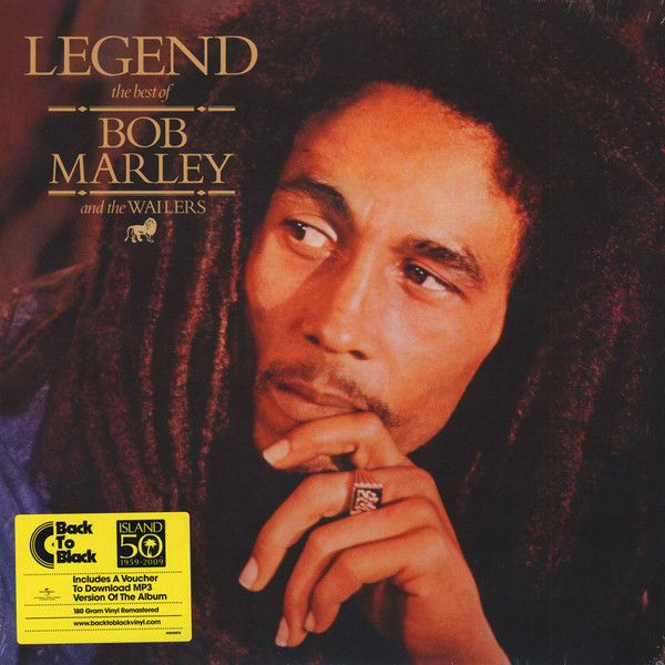 Bob Marley & The Wailers - Legend - The Best Of Bob Marley And The Wailers (Vinyl, LP) at Discogs