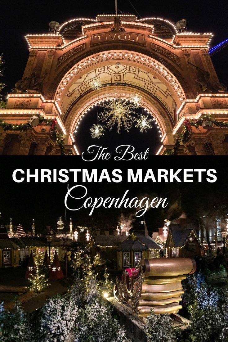 Copenhagen's Christmas markets are among the best in Europe. Wander through Tivo…