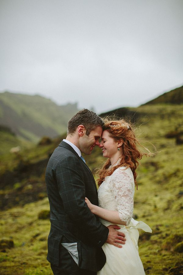 A First Look J Crew Gown And Dramatic Icelandic Landscapes