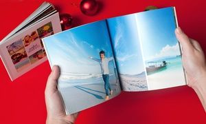 Groupon - 40-Page Custom Photo Book from Photobook America (Up to 87% Off). Four Options Available. in Online Deal. Groupon deal price: $2.99