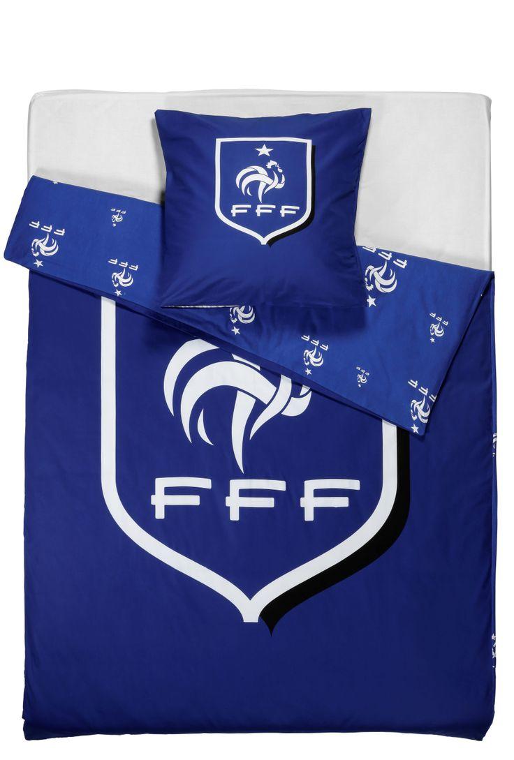 Drap lit Foot FFF