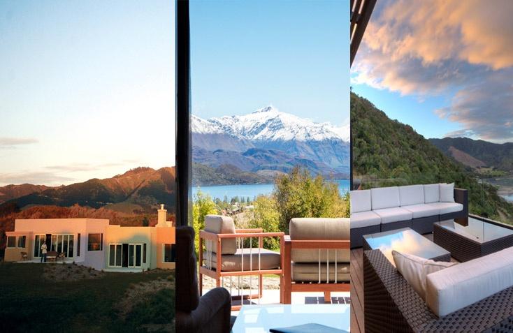 New Zealand luxurious boutique hotel - Marlborough Sound