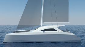 Arrow 1280-S | Performance Cruising Catamaran