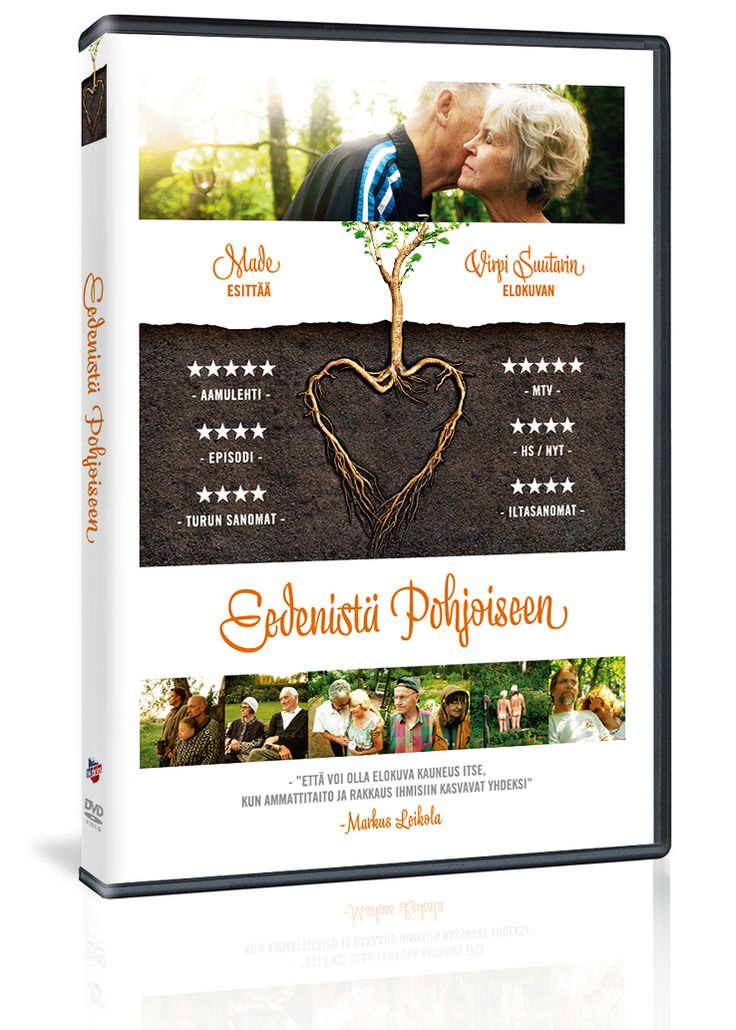Key art design. Garden lovers DVD