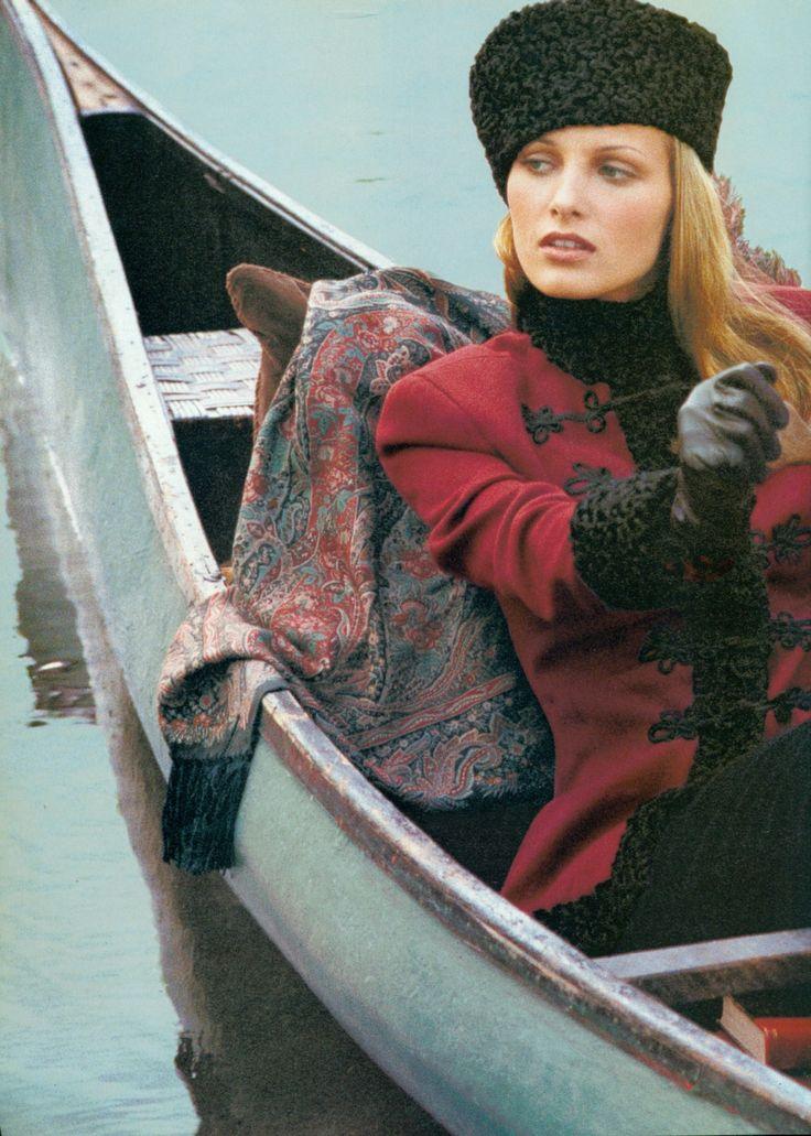 Ralph Lauren, Russian Collection, 1993.