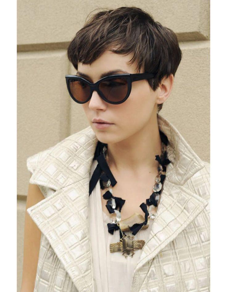 Coiffure Cheveux Courts Hiver 2015 Coupes Pinterest