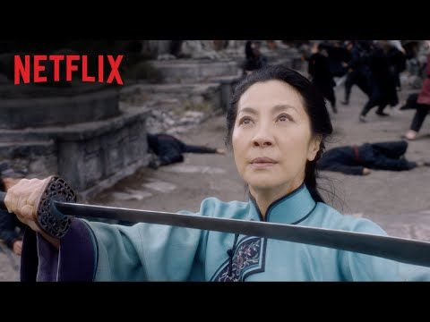 WATCH: Netflix Unveils 'Crouching Tiger, Hidden Dragon -- Sword of Destiny' Trailer | Animation World Network