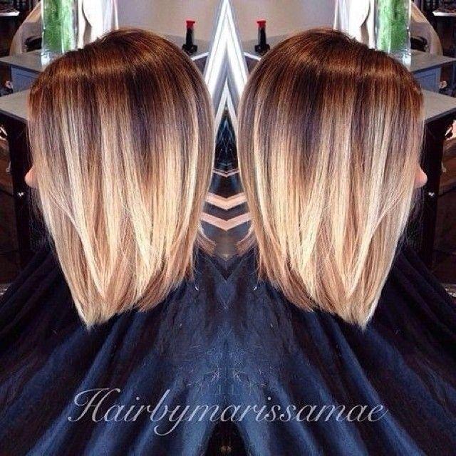 583 best Deine mittellangen Haare einfach WOW Frisuren für