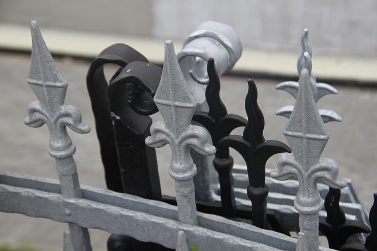 Zäune aus Polen: Beautiful Fences from Poland. Every home should have a nice fence.