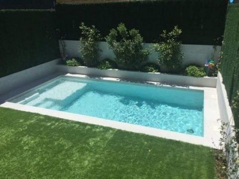 20 beautiful garden with pool Design 13 Decor Life Style #decor #Design #Garden