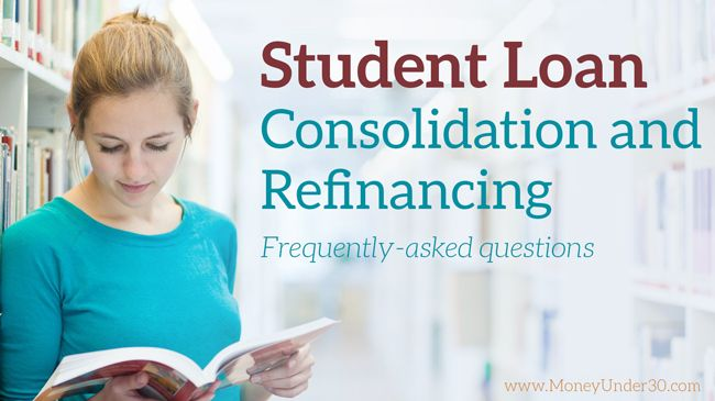 Student loan consolidation and refinancing: Frequently asked questions. This might come in handy. Plus this site looks like it might be right up your alley.