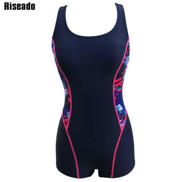 One Piece Swimsuit New Swimwear Women Sport Beachwear Backless Swimming Bathing Suits