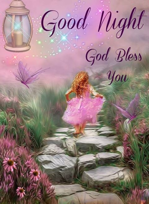 Good Night. God Bless You.