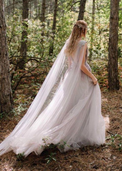70 Fairy Tale Wedding Dress Ideas 6