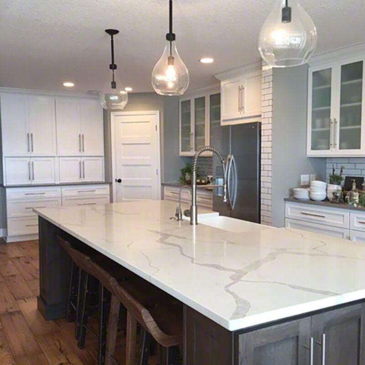 Kitchen Quartz Countertops: MSI's 5 Most Popular Marble Lookalike Quartz Countertops