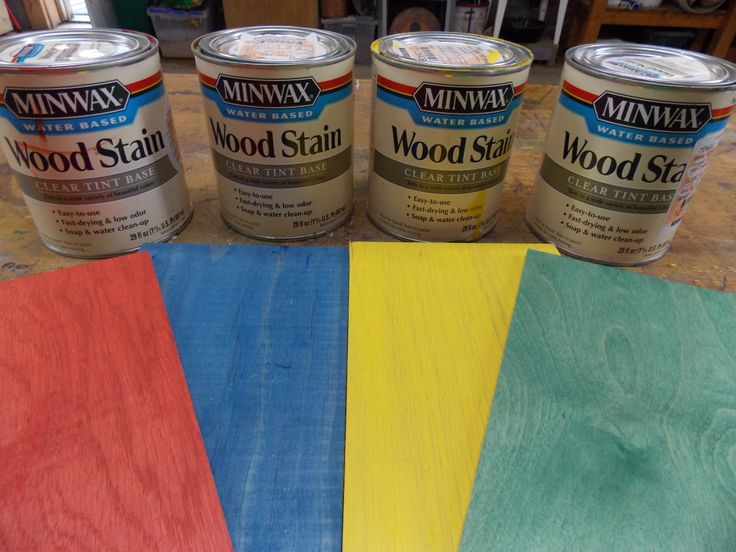 Using Water Based Wood Conditioner Minwax Blog Apartment Pinterest Wood Stain Stains