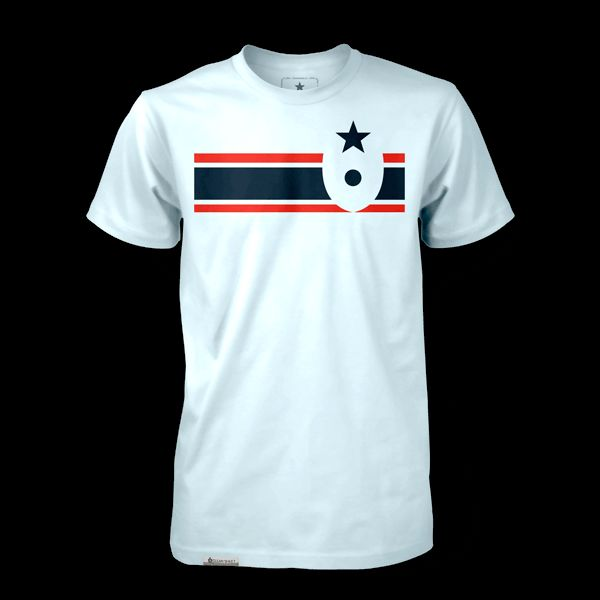Clean Sheet makes apparel inspired by soccer and other beautiful games. The Dawn celebrates the beginning of American soccer's modern era. Available at » http://cleansheet.co