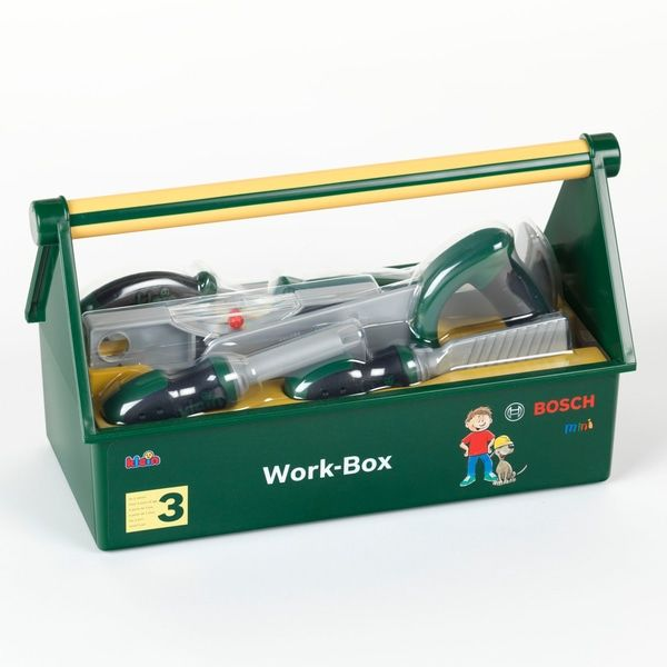 Superb BOSCH Tool Work Box Now At Smyths Toys UK! Buy Online Or Collect At Your Local Smyths Store! We Stock A Great Range Of Other Construction At Great Prices.