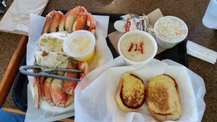 Established in Cannon Beach in 1993, Ecola Seafoods is a delightful family-run restaurant and market with a wonderful selection of fresh seafood.