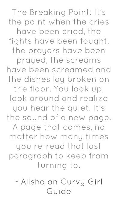 Jenn Quotes, Quotes Pics, Quotes And Sayings, Life Tapestry, Breaking Point Quotes, Breaking Dishes, Move Forward, Randomness Heart Soul Truth, Quote A ...