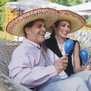 Invite Friends Over for a Fiesta Party - menu