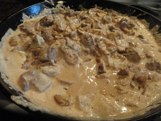 Serena Bakes Simply From Scratch: Beef Stroganoff Recipe From Scratch