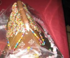 Recipe Gluten free gingerbread house by Nadine.thermomix - Recipe of category Desserts & sweets