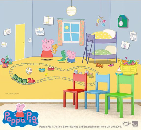 peppa pig bedroom 19 best images about peppa pig on mesas 12817