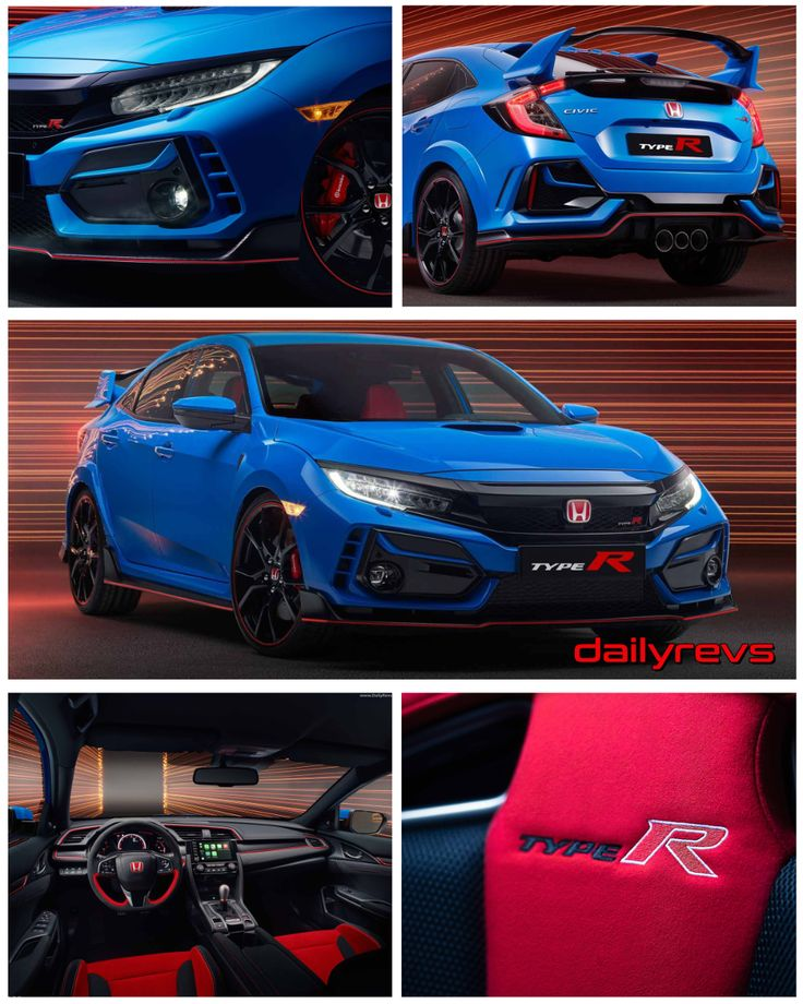 2021 Honda Civic Type R GT HD Pictures, Videos, Specs