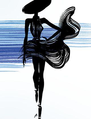 En Avant-Première La Petite Robe Noire Eau de Parfum Intense