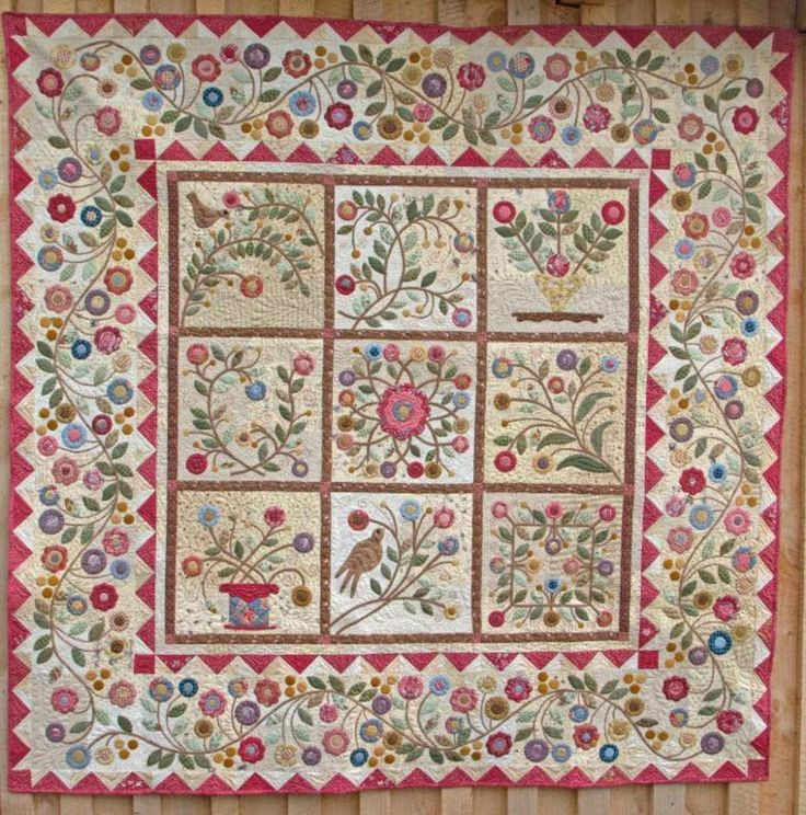 Rambling Ways Quilt Border Part Two