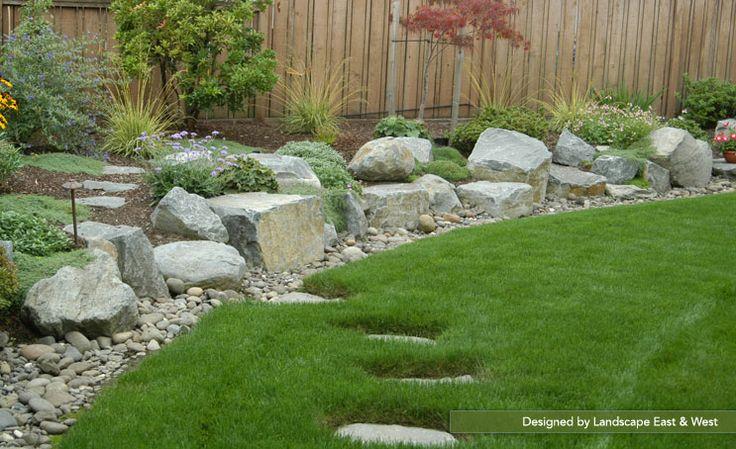 Back yard portland oregon landscaping garden designs for Landscape design portland