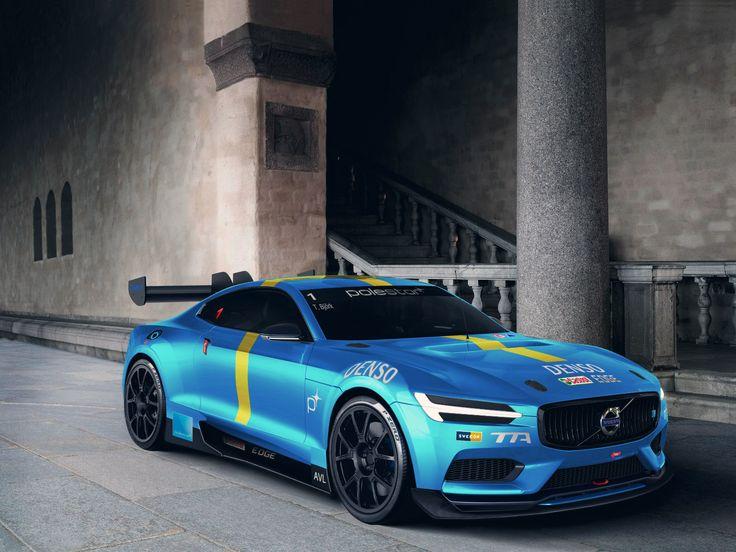 Volvo Concept Coupé - Polestar (original ideation by Senior Designer T. Jon Mayer)