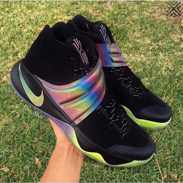 new styles 12be0 fe570 Nike Kyrie 2   Ky-Razzle Dazzle