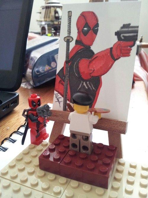 Lego Deadpool! :D