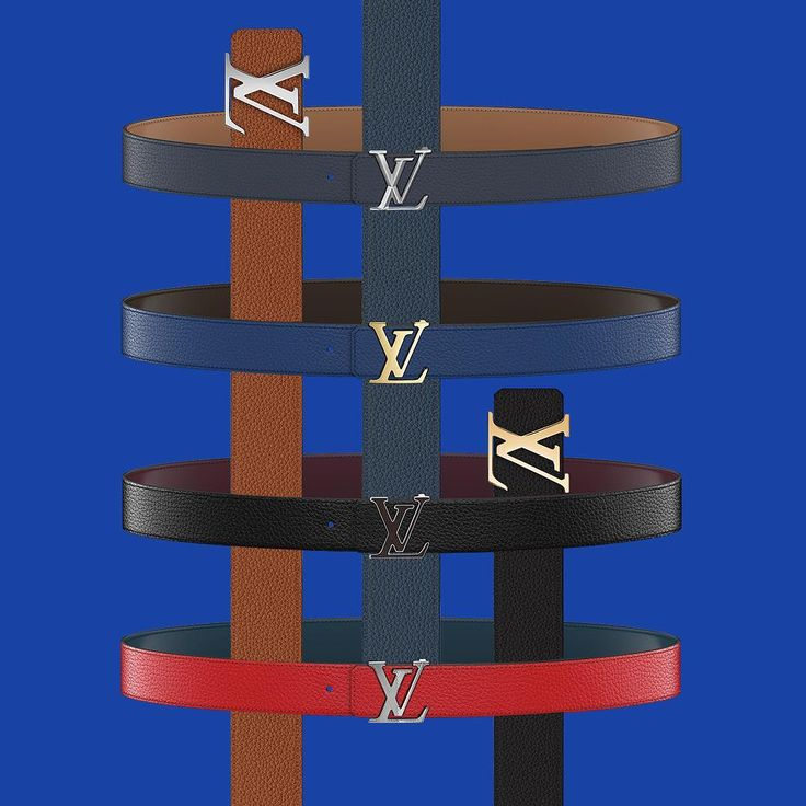 #MakeItYours  Customize your #LouisVuitton belt from over 160 different combinations. Find out more in Louis Vuitton stores worldwide.