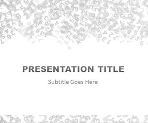 Math Design In Powerpoint: Related powerpoint ppt templates. Free ...