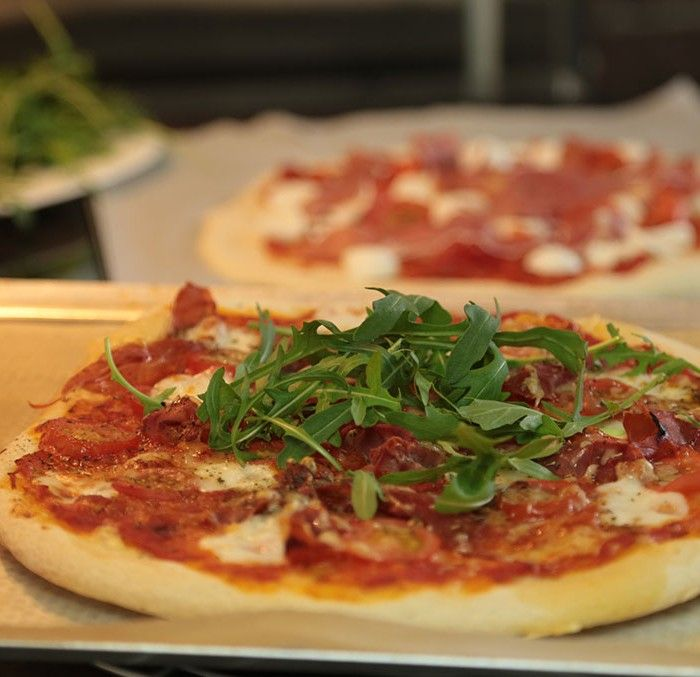 Pizza italienne maison facile
