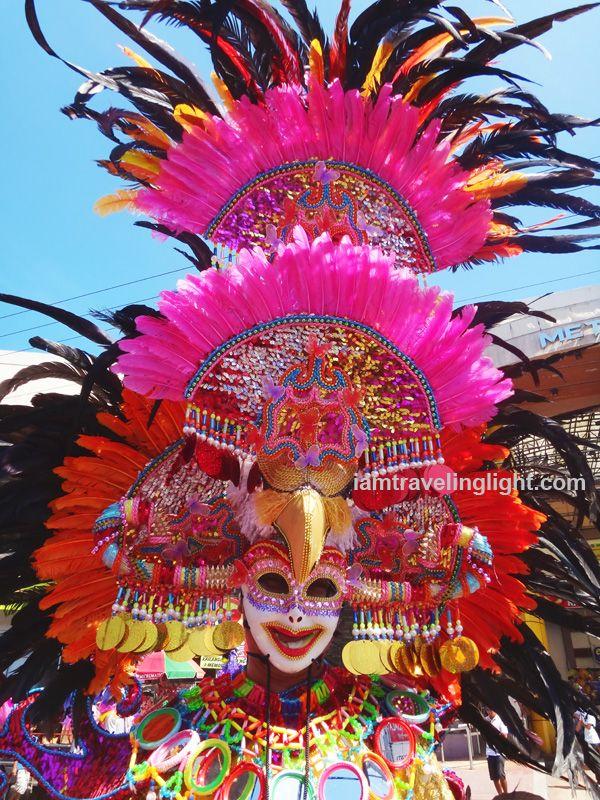 Best mask 2013 Bacolod Masskara Festival | Traveling Light