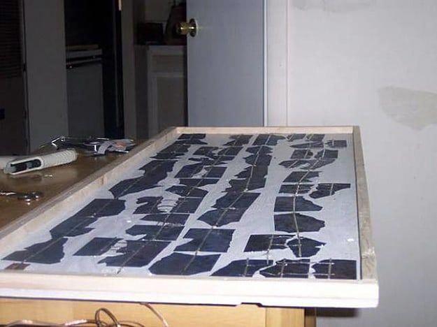 How To Make A 35 Watt Solar Panel Out Of Broken Solar Cells Best Diy Solar Panel Tutorials For The Frugal Homesteader In 2020 Diy Solar Panel Solar Panels Diy Solar
