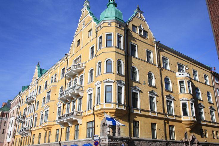 Helsinki - Eira District #Helsinki #Finland