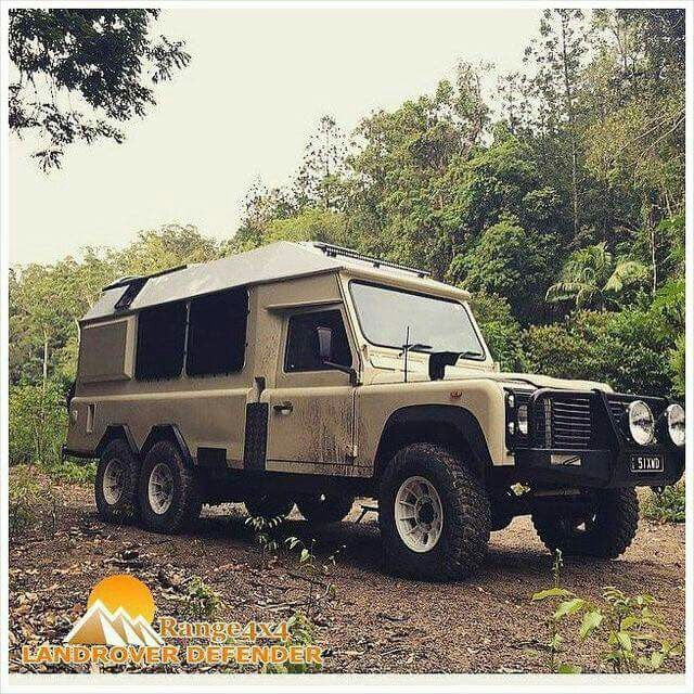 507 Best Images About Land Rover 6x6, 8x8 On Pinterest