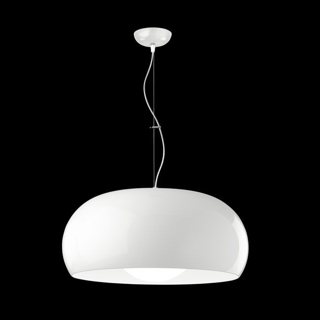 Buy this  Balun Pendant Ceiling Light in Opaque White Shade with Opal White Globe Lens MSX51004 online from Sparks Direct at our low…